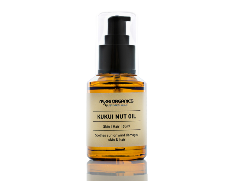 Kukui Nut Oil - Nature Shop