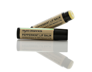 Peppermint Lip Balm - Nature Shop
