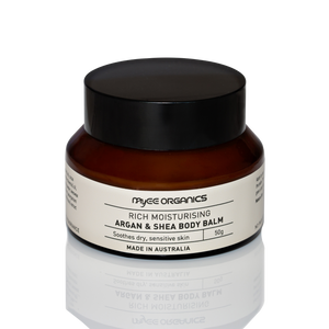 Argan and Shea Body Balm - Nature Shop