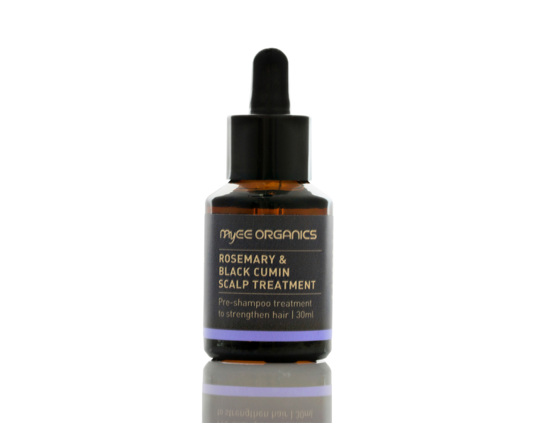 Rosemary Black Cumin Scalp Treatment - Nature Shop