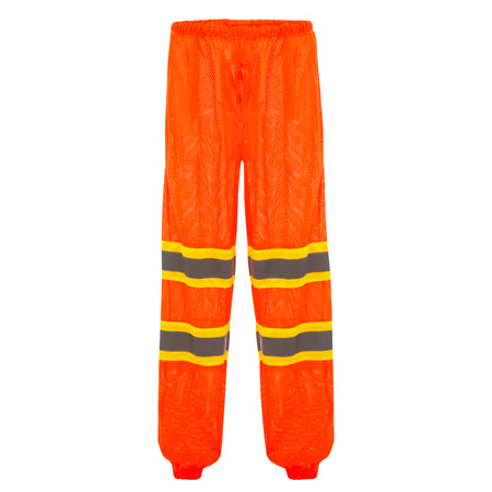 Cooley Hi-Vis Mesh Safety Pant - Orange