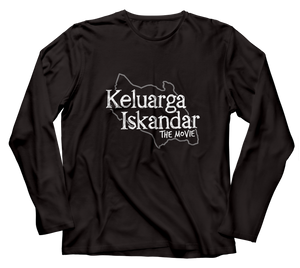 T-Shirt Keluarga Iskandar The Movie (Adult's) + Online Streaming & Download Package