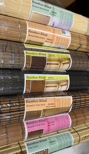 Ever Wondered Our How Bamboo Blinds are Wrapped?
