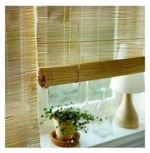 MATCHSTICK NATURAL BAMBOO BLINDS