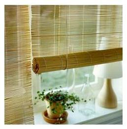 MATCHSTICK Tamika Brown BAMBOO BLINDS - BL800B Series
