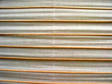 White Rice Paper Shoji Roll-up Blinds