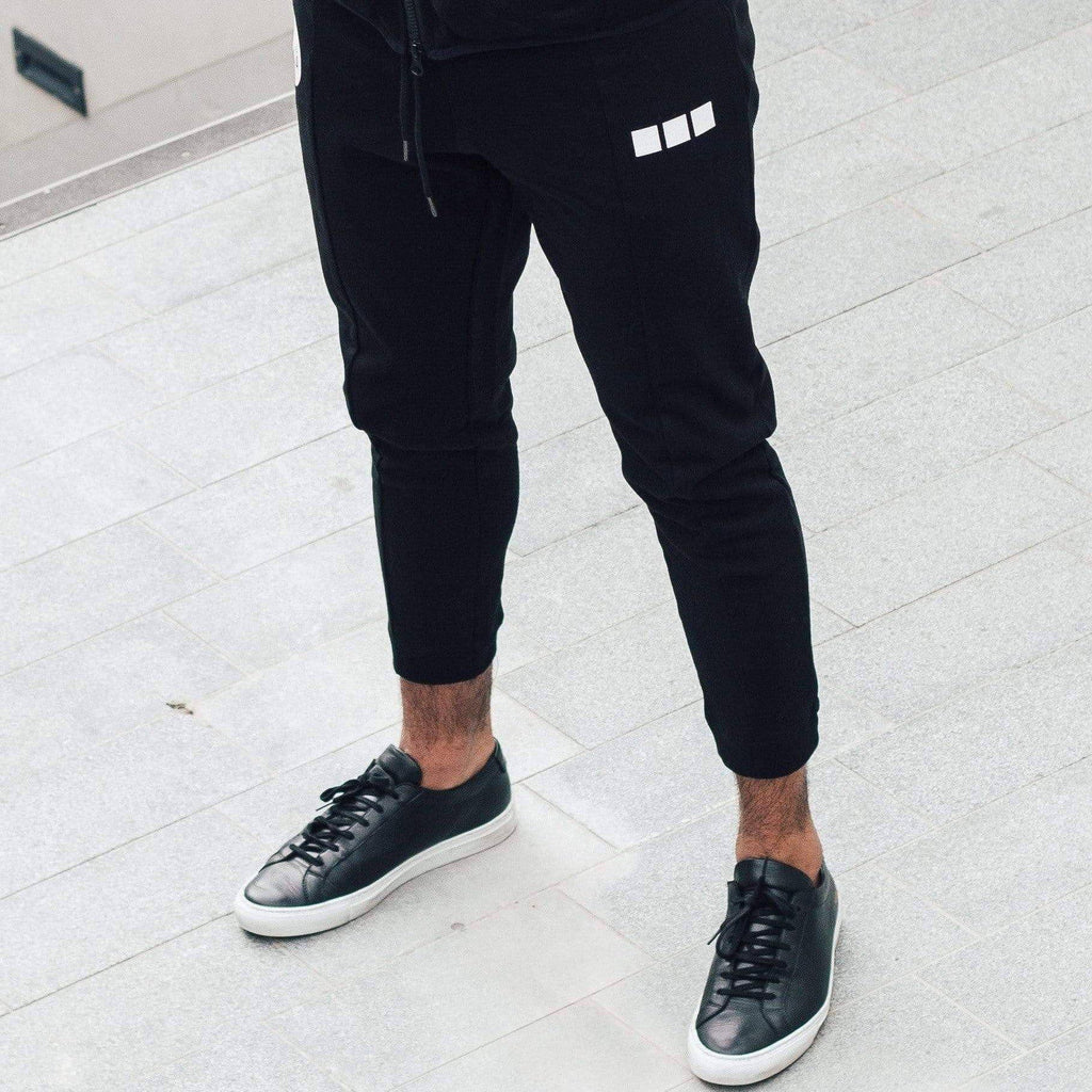 Track Pants - Black Bottoms AKU Casual Wear 2