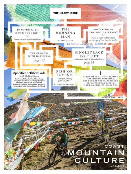 Coast Mountain Culture - The Happy Issue