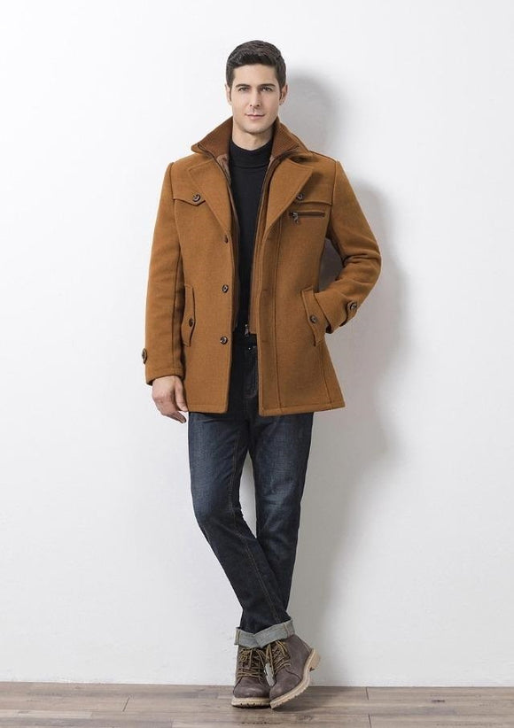 Men's Winter Styles