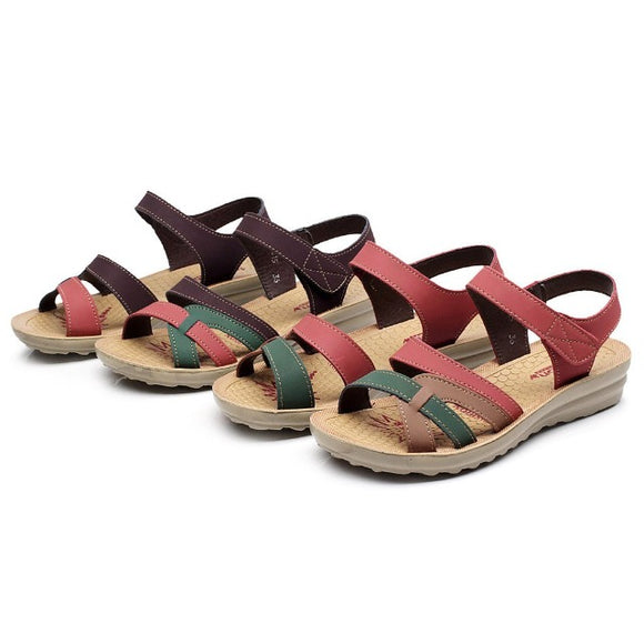 Soft Sole Colored Sandals - Prolyf Styles Soft Sole Colored Sandals, Sandals, Prolyf Styles, ProLyf Styles