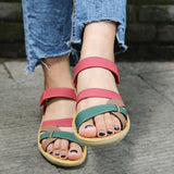 Soft Sole Colored Sandals - Men & women apparel, Women's swimwear, men's shirts and tops, Women jumpsuits and rompers, women spring fashion