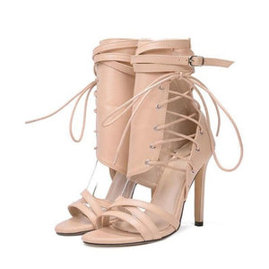 Women High Heel Gladiator Sandals - Men & women apparel, Women's swimwear, men's shirts and tops, Women jumpsuits and rompers, women spring fashion