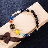 Unisex Solar System Bracelet - Men & women apparel, Women's swimwear, men's shirts and tops, Women jumpsuits and rompers, women spring fashion