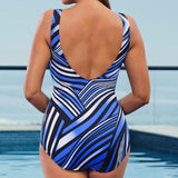 Flattering Plus Size One Piece Swimsuit - Prolyf Styles Flattering Plus Size One Piece Swimsuit, Swimsuit, Prolyf Styles, ProLyf Styles