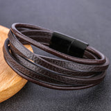Braided Wrap Bracelet - Men & women apparel, Women's swimwear, men's shirts and tops, Women jumpsuits and rompers, women spring fashion
