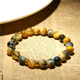 Natural Gemstone Beaded Bracelet - Prolyf Styles Natural Gemstone Beaded Bracelet, Bracelet, Prolyf Styles, ProLyf Styles