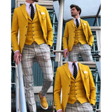 The Model Style 3-Piece Suit