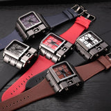Men's Casual Leather Watch - Prolyf Styles Men's Casual Leather Watch, Watch, ProLyf Styles, ProLyf Styles