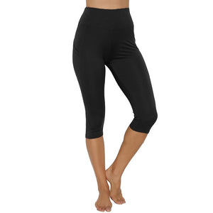Women's Calf-Length Sport Leggings - Men & women apparel, Women's swimwear, men's shirts and tops, Women jumpsuits and rompers, women spring fashion