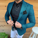 Slim Fit Design Men Suits - Men & women apparel, Women's swimwear, men's shirts and tops, Women jumpsuits and rompers, women spring fashion