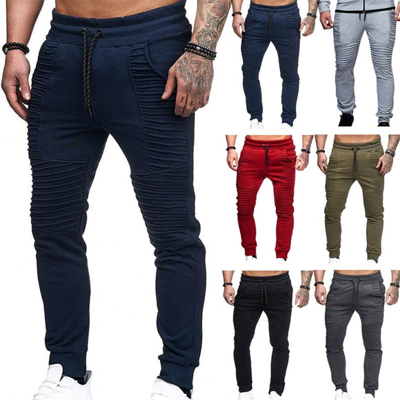 Casual Jogger Fitness Pants - Men & women apparel, Women's swimwear, men's shirts and tops, Women jumpsuits and rompers, women spring fashion