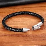 Hand Woven Leather Bracelet - Prolyf Styles Hand Woven Leather Bracelet, Bracelet, ProLyf Styles, ProLyf Styles