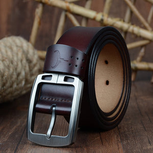Cowhide Genuine Leather Belt - Prolyf Styles Cowhide Genuine Leather Belt, Belt, Prolyf Styles, ProLyf Styles