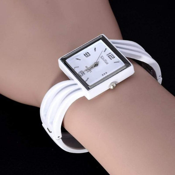 Bracelet Design Ladies Wrist Watch - Men & women apparel, Women's swimwear, men's shirts and tops, Women jumpsuits and rompers, women spring fashion