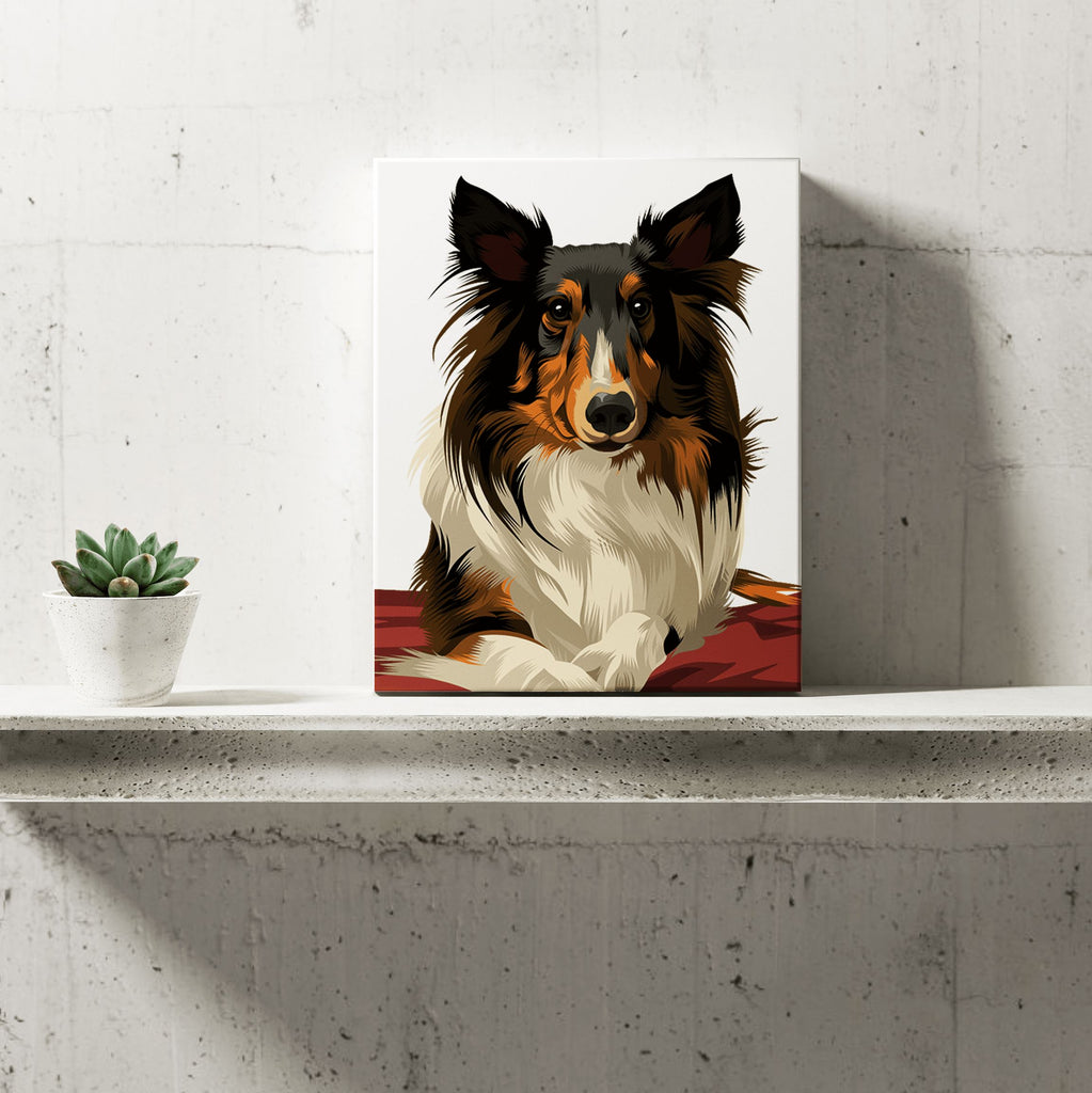 Custom Pet Canvas Home North Legends