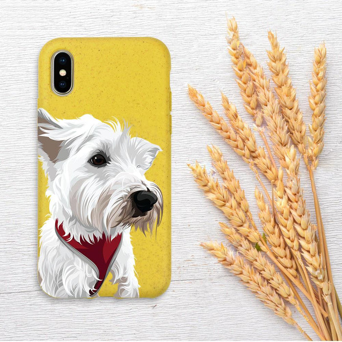 Eco-Friendly custom phone case Home North Legends iPhone 6 Yellow