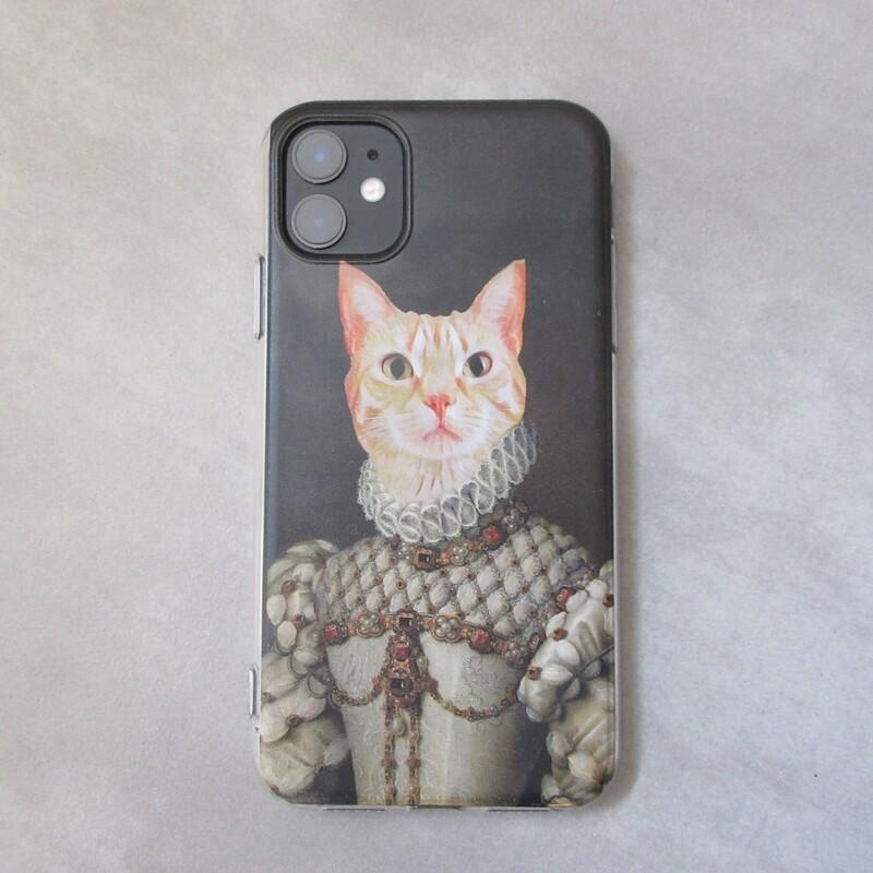The Queen - Custom Renaissance phone case NorthLegends