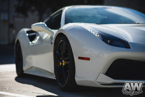 Aw Designs Ferrari 488 GTB ECU Software