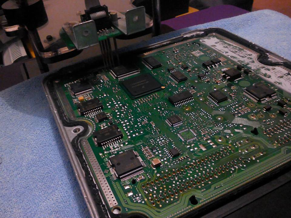 EvoMSit Ferrari 458 ECU Software