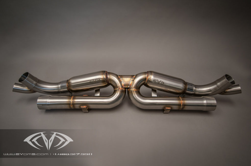 Ardent Performance 991TT/S Clubsport Exhaust System