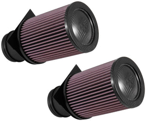 K&N Audi R8 2017+ Air Filters (Pair)