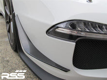 RSS Front Canards/Dive Planes for 991 GT3/RS