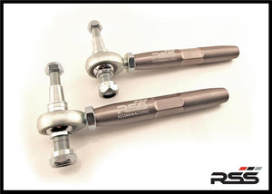 RSS Adjustable Front Toe/Bump Steer Kit