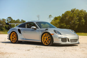 Forgeline VX1R Porsche GT2RS/GT3RS Wheel Set