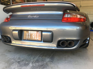 Ardent Performance Porsche 997.1 Turbo/S Exhaust System