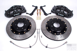AP Racing Radi-CAL Competition Brake Kit (Front 9668/390mm) R35 Nissan GT-R