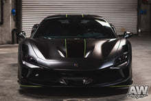 Aw Designs Ferrari F8 Tributo ECU Tune