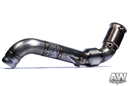 Aw Designs AW1 McLaren Downpipes