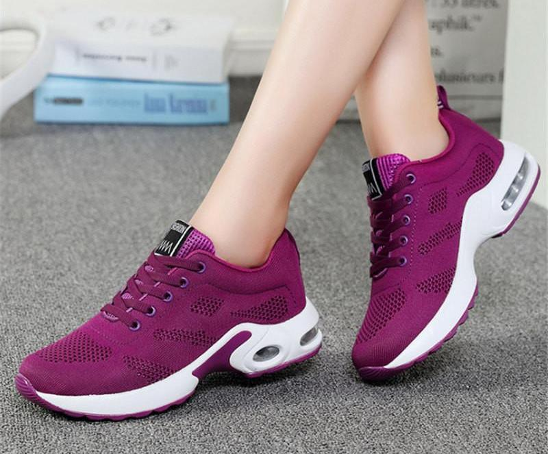 Air Cushioned Running Shoes For Women