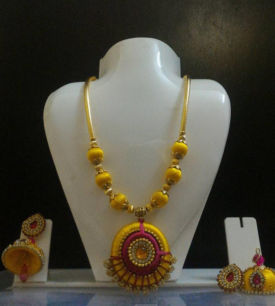 Silk Thread Jewellery