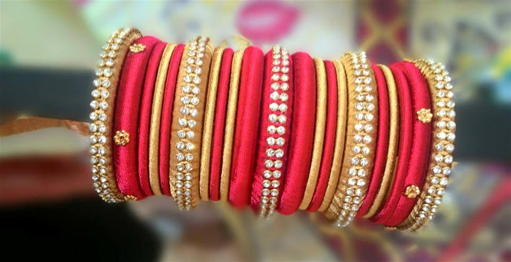 Thread Jewellery
