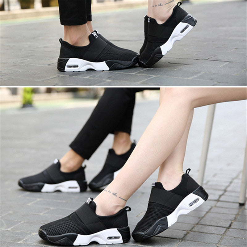 Womens Running Shoes Air Cushioned Girls Sport Shoes
