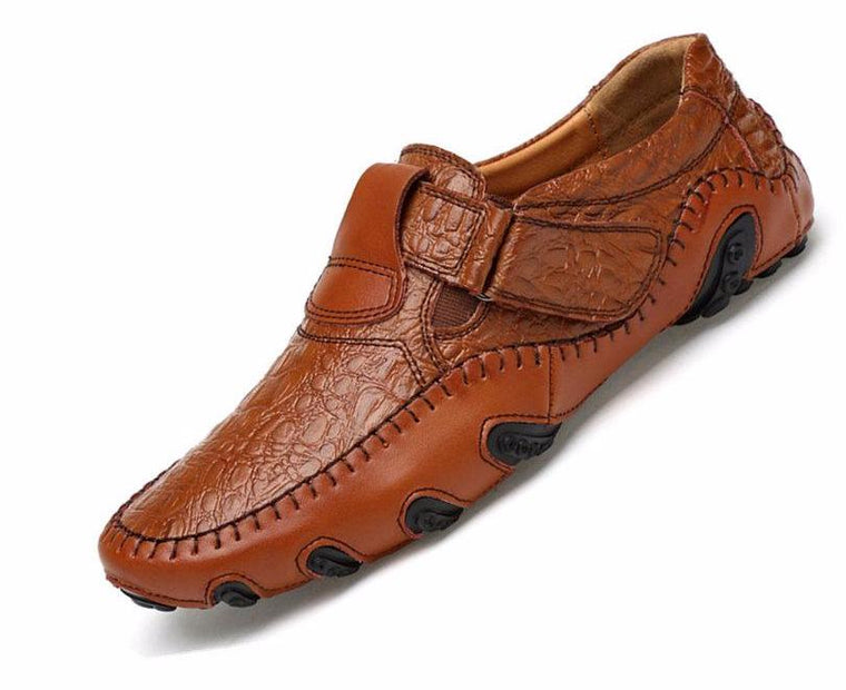 Brown Mens Casual Shoes