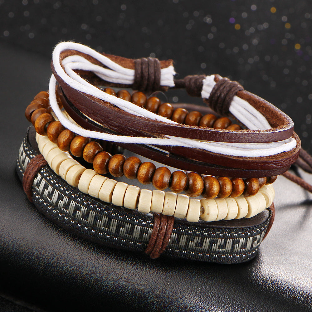 Discover your favorite leather bracelet in the the Bomosi Online Store a unique collection of leather bracelets for women.