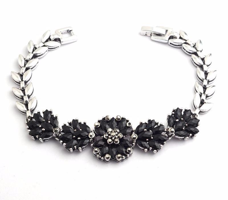 Black Bangles For Women