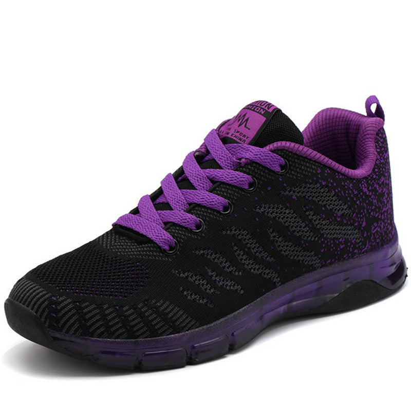 Sneakers Women Sports Air Cushion Shoes Running Walking Jogging Athletic Outdoor Trainer Gilrs Shoes
